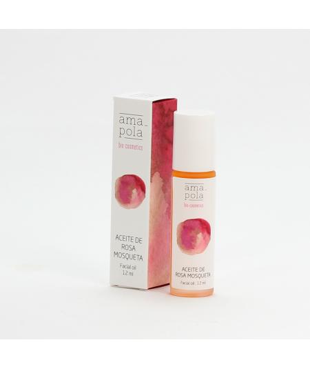 Aceite puro y ecológico de Rosa Mosqueta
