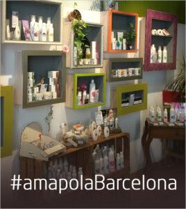 Amapola Barcelona - Cosmética Ecológica