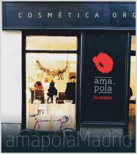 Amapola Bio Cosmetics - Madrid
