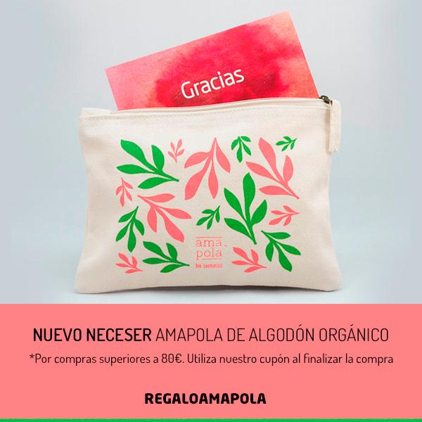 Amapola Neceser - Regalo