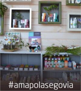 Amapola Segovia - Cosmética Ecológica