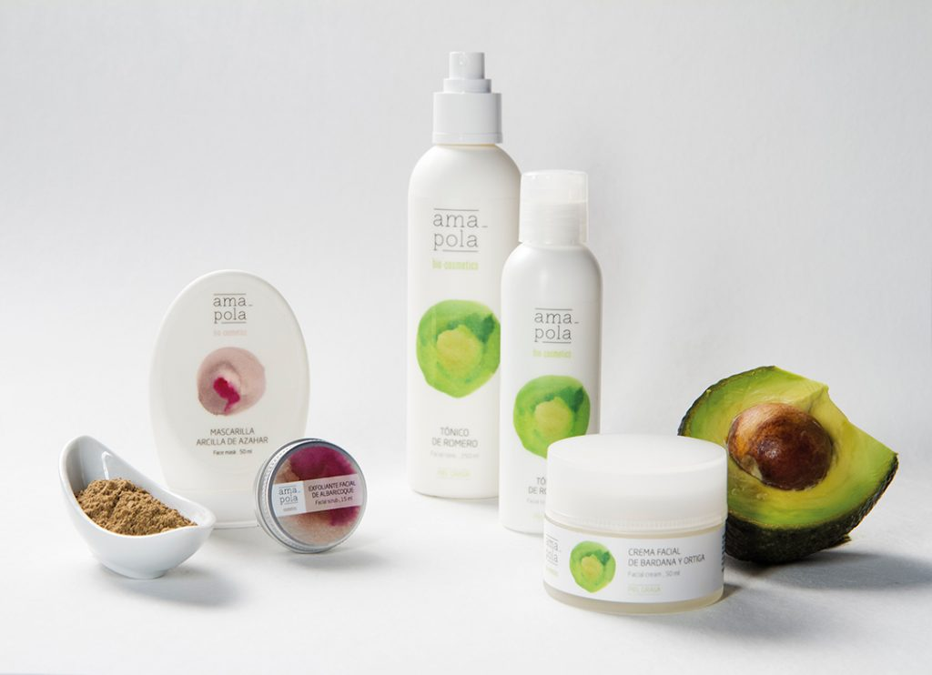 Tratamiento facial ecológico para pieles grasas