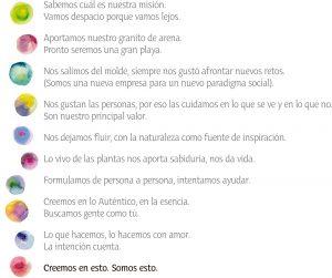 decalogo - Amapola Biocosmetics