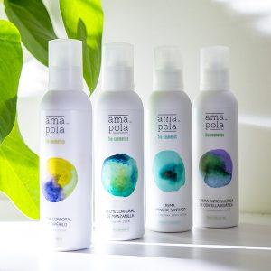 Etiquetado - Amapola Biocosmetics - Cosmética Natural